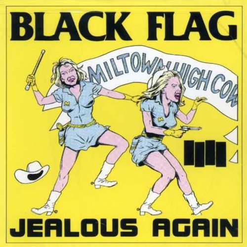 Black Flag - Jealous Again (CD)