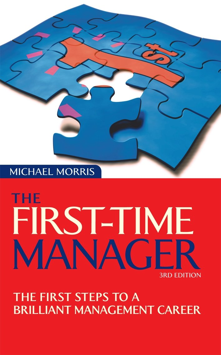 First Time Manager Book