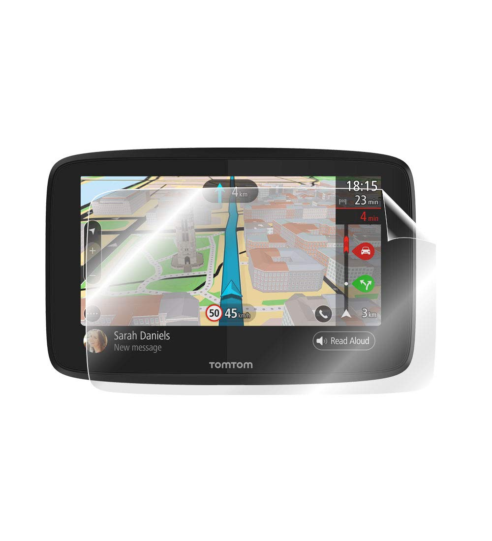 Free Smooth//Self-Healing//Bubble IPG for Tomtom GO 620 6-Inch GPS Navigation Display Screen Protector Invisible Ultra HD Clear Film Anti Scratch Skin Guard
