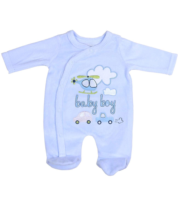 Babyprem Fr/ühchen Baby Schlafanzug Kleidung Neue Jungen M/ädchen Nicki-pl/üsch