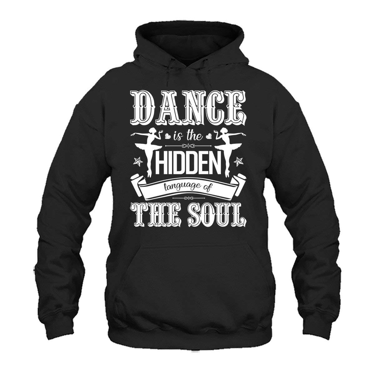 Ballet is Language The Soul Tee Shirt Design Long Sleeve Shirt