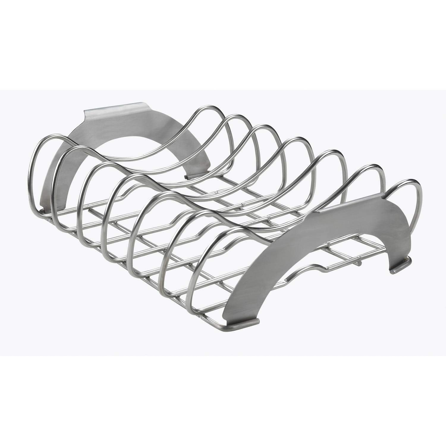 Napoleon PRO Stainless Steel Rib/Roast Rack by Unknown
