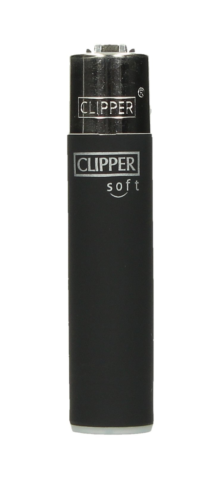 Clipper® Lighter - Edition Soft Touch - Black