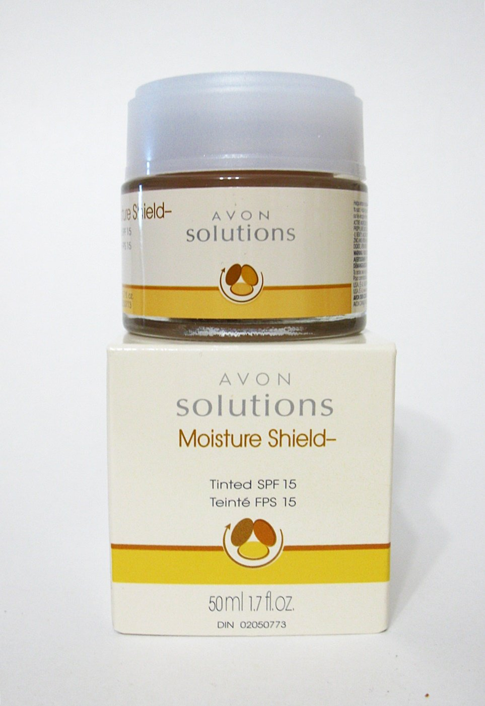 Avon Solutions Moisture Shield Tinted SPF15, 50ml Avon Products