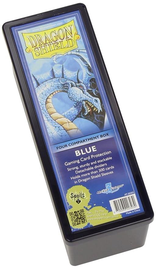 Amazon.com: Dragon Shield – Caja de almacenamiento: 4 ...