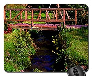 Peaceful Mouse Pad, Mousepad (10.2 x 8.3 x 0.12 inches)