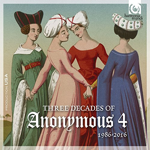 Three Decades of Anonymous 4