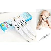 Termómetros rectales, orales y de axila