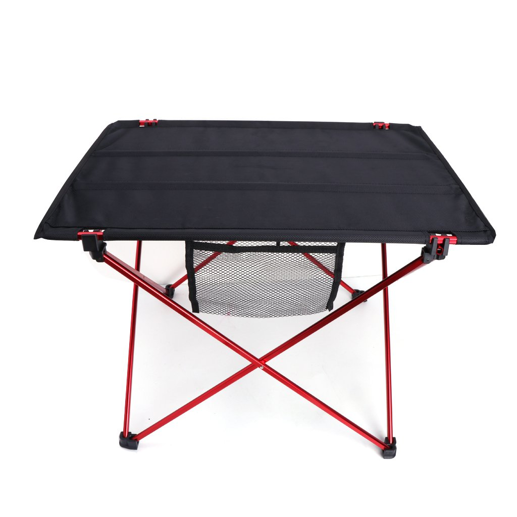 Yangxiyan Portable Outdoor Camping Picnic Table Folding Ultra-light Aluminum Alloy by Yangxiyan