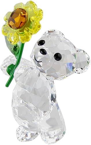 SWAROVSKI SW5268764 Kris Bear – A Sunflower for You