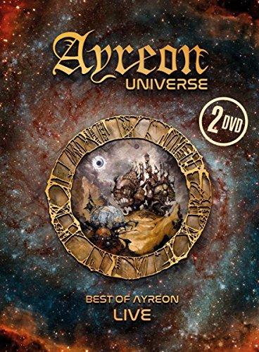 DVD : AYREON - Ayreon Universe (DVD)