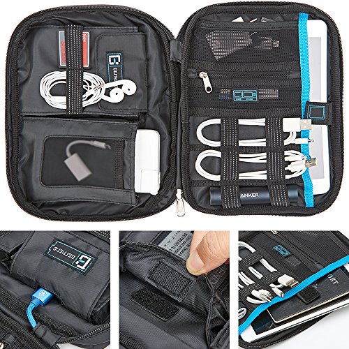Bgtrend Electronic Travel Organizer Universal Cable Cord