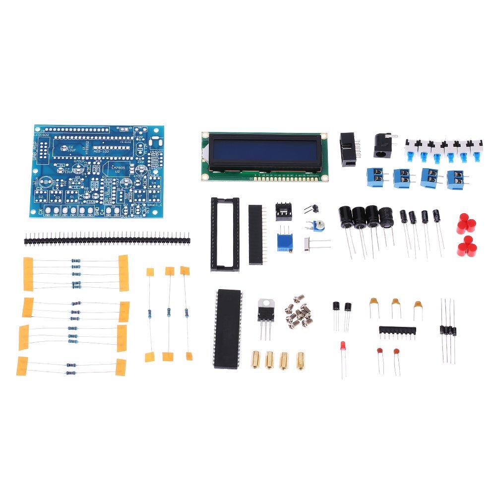 Kkmoon Digital Kapazitt Meter Elektronik Esr Lcr Usb Ab5 For Sale Electroniccircuitsdiagramscom