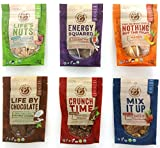 Organic Living Superfoods Variety Pack Sampler (Pack of 6)