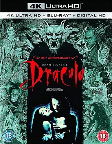 Bram Stoker's Dracula: 25th Anniversary [4K UHD + Blu-ray]
