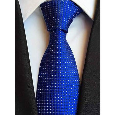 AK Corbata New Factory 8Cm Hombres S Classic Tie Corbatas 100% de ...