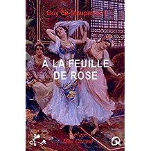 A la feuille de rose, maison turque: Erotique (French Edition)