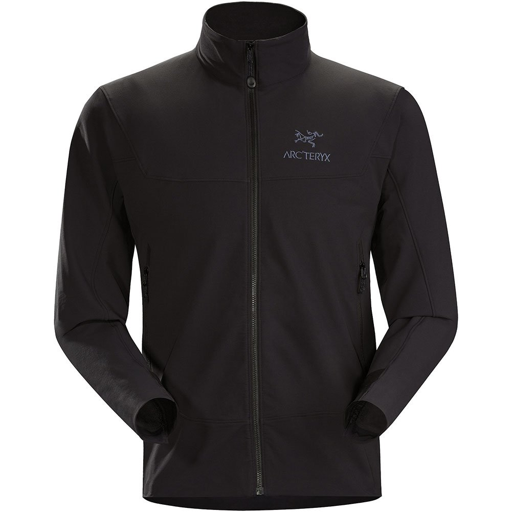 ARCTERYX(アークテリクス) ガンマLTジャケット男性用 17308 B00YWNRFA4 S|ブラック ブラック S