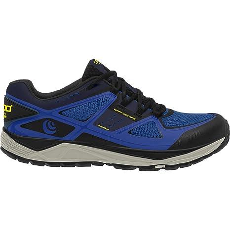 01bcb52e13d01 TOPO Men's Terraventure Trail Running Shoes Blue/Black 12