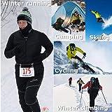 4ucycling Men's Bike Pants Fleeced for Cold
