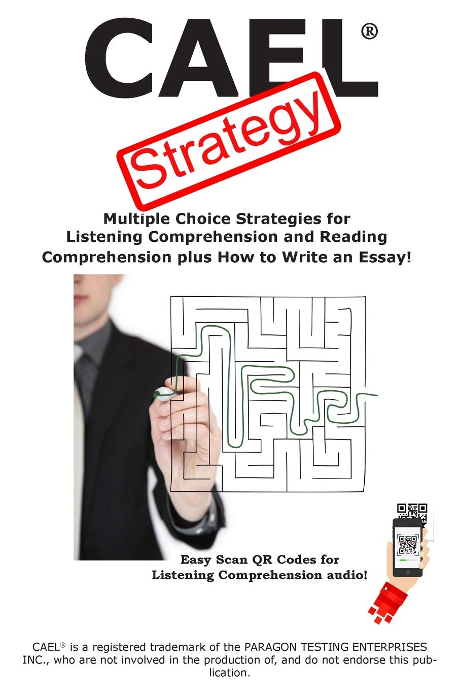 Buy Cael Test Strategy: Multiple Choice Strategies for