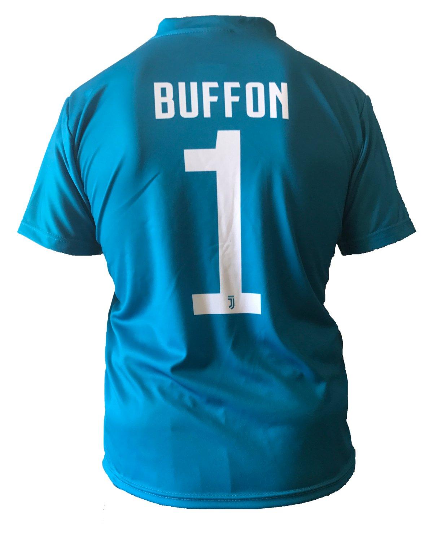 Camiseta Jersey Futbol Juventus Gianluigi Buffon 1 Replica ...