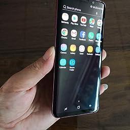 Amazon Samsung Galaxy S9 フィルム 全面 ギャラクシーs9 フィルム Galaxy S9 保護フィルム Galaxy S9カメラレンズプロテクターコンボ ケースフレンドリー 5パック エッジからエッジサイドカバレッジハイ デフィニション指紋を削減スクラッチ耐性hdクリアフィルム