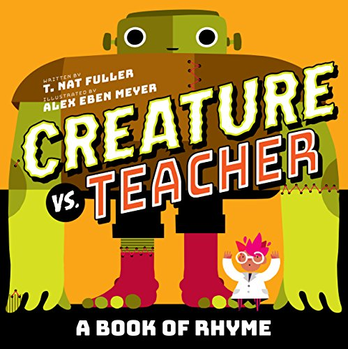Creature vs. Teacher: A Book of Rhyme (English Edition)