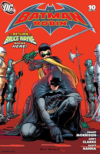 Amazon.com: Batman and Robin (2009 - 2011) #10 eBook: Grant ...