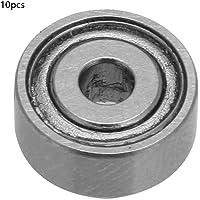 Rodamiento rígido de bolas, 10 unids 672-ZZ 673-ZZ