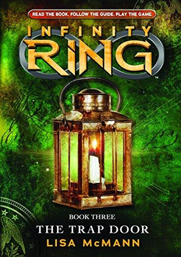 Infinity Ring Book 3: The Trap Door - Audio
