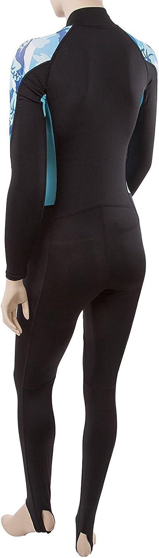 Tilos Full Body Snorkeling Swim Lycra Full Skin Suit - Long Legs Long Sleeves for Women UV Sun Protection : Dive Skins : Clothing