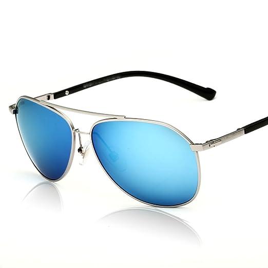 Wkaijc Männer Sonnenbrille Fahren Polarisiert Mode Persönlichkeit Kreativität Komfort Jurte Sonnenbrillen ,A