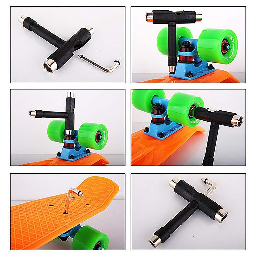 Trixes Scooter-////Skateboard-////Longboard-Werkzeug mit Inbusschl/üssel