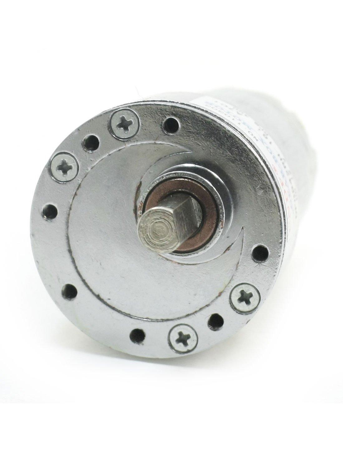 DC12/V Doppelpaddel Leerlauf Drehzahl 110/mm lang magnetische Getriebe Motor