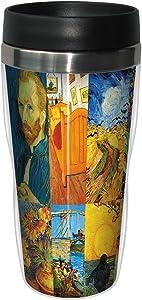 Van Gogh Paintings Travel Mug