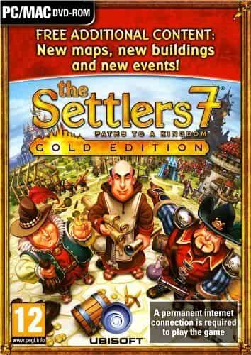 Settlers 7: Paths To A Kingdom Gold Ed on