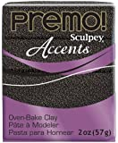 Sculpey PE02 5540 Oven Bake Clay premo! Accents-Twinkle Twinkle