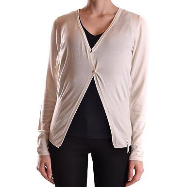 6883a40d6e8 Pinko Cardigan White at Amazon Women's Clothing store: