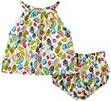 Anais & I Baby Girls' Claire Set, Fruit Print, 6 Months