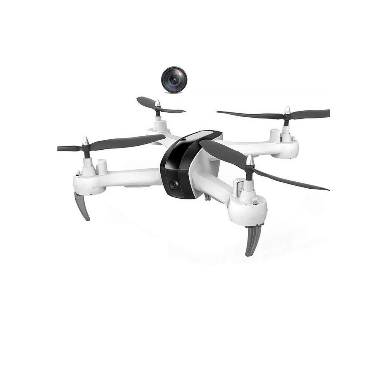 1080P Dron Wifi Fpv Camera Altitude Hide Gesture Selfie Smart Follow Quadcopter Remote Control Drone mit Camera,White