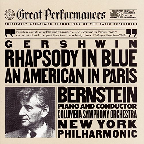 Gershwin: Rhapsody In Blue / An American In Paris ()