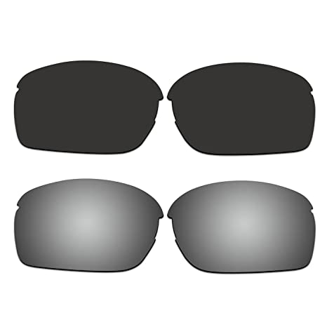 eca4af27f7c Amazon.com   2 Pair ACOMPATIBLE Replacement Polarized Lenses for ...