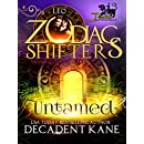 Untamed: A Zodiac Shifters Paranormal Romance: Leo (Dark Khimairans Book 1)
