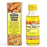 2x Badam Rogan 100ML Oil Shirin Almond 100% Pure