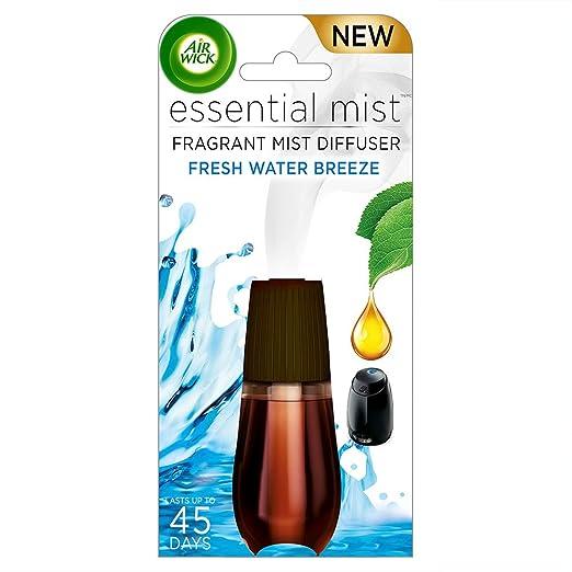 Air Wick Fresh Water Breeze Essential Oils Diffuser Mist