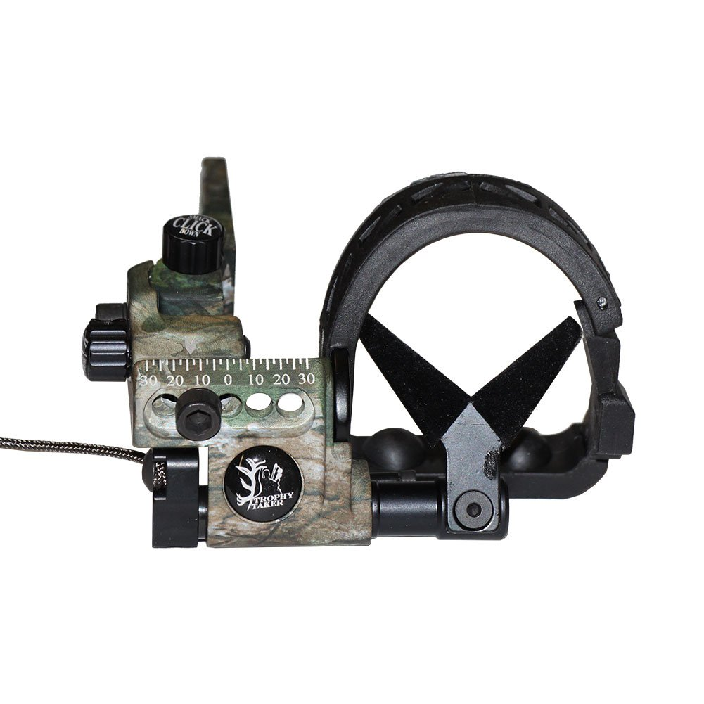Trophy Taker LH Smackdown Click Rest, Realtree Xtra Green