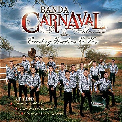 Corridos Y Rancheras En Vivo (Cd + Dvd)