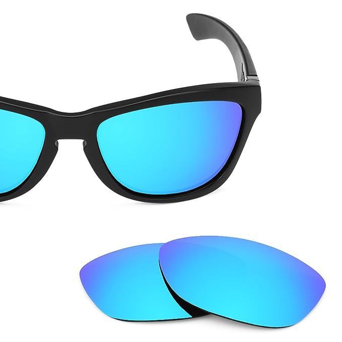 Revant Lentes polarizados para Oakley Jupiter (Azul Hielo) MirrorShield®: Amazon.es: Ropa y accesorios