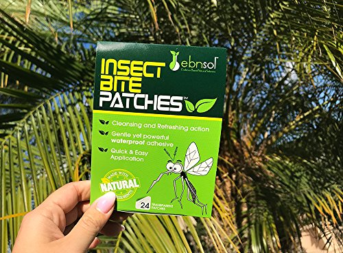 After Insect Bite Patches™ - Natural After Insect Bite Cosmetic Patches ● Reduce Appearance of Redness & Itching ● Protect Affected Area ● 100% Satisfaction Guarantee by ebnsol (Image #8)